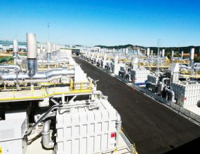 설비용량58.8MW (2013.6) 화성시 가정 전력 소비량 70% 공급, 열 소비량 10% 공급  ※ 세계 최대 규모 연료전지 발전소
